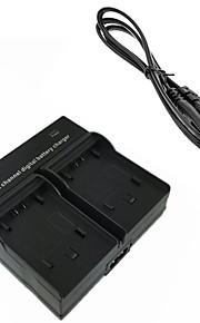 FH100 bateria da câmera digital carregador duplo para sony fh 50 70 100 fv 50 70 100 120 fp 50 70 90