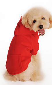 Comfortable Keep Warm with Pocket Pet Hooded Coat