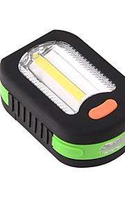 Belysning Lanterner & Telt Lamper Lommelygter - 350 Lumen 2 Tilstand - AA Vanntett Lille størrelseCamping/Vandring/Grotte Udforskning