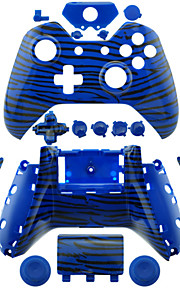 Replacement Controller Case for Xbox One Controller (Zebra-stripe 1)
