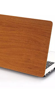 "Wood Grain Design Matte Hard Full Body  Case Cover for Macbook Pro 13""/15'' with Retina"