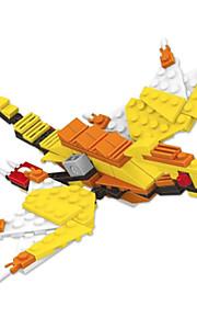 dr wan, le byggesten dinosaur æg snoet æg til at holde pædagogisk legetøj til børn 6806 pterosaurs