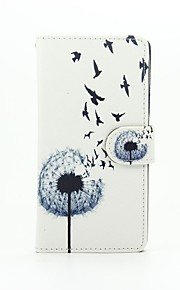 Dandelion Painted PU Phone Case for Huawei Ascend P9 Lite