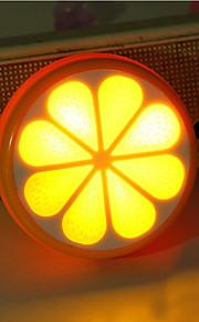 creatieve warm wit oranje lichtsensor met betrekking tot kindje slaap 's nachts het licht