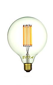 E26 E27 220V G95 2200K-2700K 500-700lm 8W 8LED Light Bulb Edison