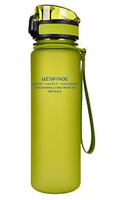 UZSPACE(500ml)  Cycling Water Bottles BPA Free  Portable  Travel Sports Hiking Riding