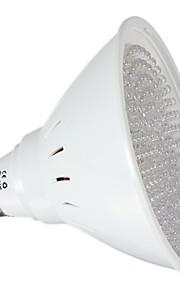6W E26/E27 LED-drivhuslamper 168 Høyeffekts-LED 300lm lm Rød / Blå / Oransje Dekorativ AC 220-240 V 1 stk.