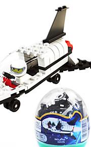 dr navio 6703, le blocos de construção de marcas espaciais montagem lego torcido brinquedos ovo de crianças