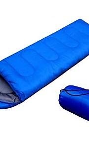 שק שינה-עמיד למים / נשימה-כותנה(כחול / ירוק צבאי)