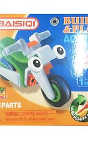 puslespillet er lego konceptbil byggesten