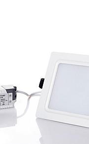 12W LED-downlights 24pcs SMD 5730 1100-1200 lm Varm hvit / Kjølig hvit / Naturlig hvit Dimbar / Dekorativ AC 85-265 V 1 stk.