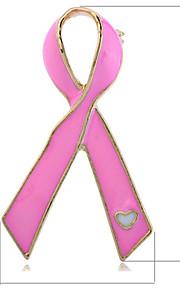 sommer smykker vintage pink broche for kvinder