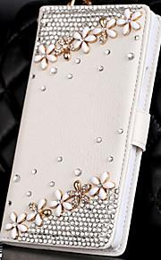 di lusso in pelle PU Materiale casi completo del corpo per Samsung Galaxy S5 / Galaxy S4