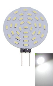 1 stk. SENCART G4 4W 36 SMD 3014 400-480 lm Varm hvit / Kjølig hvit MR11 Dekorativ LED-spotpærer DC 12 / AC 12 V