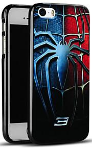 pregede super helten beskyttende bakdekselet myk iphone case for iphone se / iphone 5s / 5
