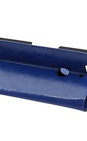 couvercle rabattable style portefeuille avec fente pour carte cas huawei nexus 6p cas mode crazy horse texture (couleurs assorties)