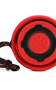 mini bluetooth portatile esterna di sostegno dell'altoparlante q1 carta di TF rosso nero