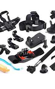 Gopro Accessories Mount/Holder / Monopod / Gopro Case/Bags / Buoy / Suction / Clip / Hand Grips/Finger Grooves / Accessory Kit ForGopro