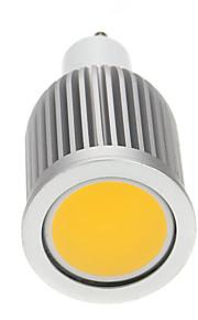 1 stk. Bestlighting GU10 7W 1 COB 850 lm Varm hvit / Kjølig hvit MR16 Dekorativ LED-spotpærer AC 85-265 V