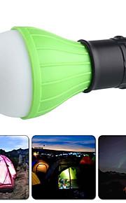 hry® 3leds hvit farge camping utendørs nødlys bærbare telt nattlampe fotturer lykt