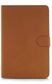 lyx retro vintage bok stil PU läder fallet täcker med stativ hållare till Apple iPad mini 3/2/1 tablettaskar