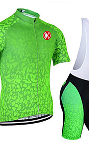 KEIYUEM®Others Short Sleeve Spring / Summer / Mountain Bike Cycling Clothing Bib Sets for Men/Women/ Breathable#30