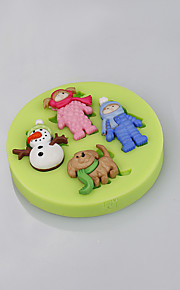 Bakvormen Koekje / Cupcake / Chocolade / Cake