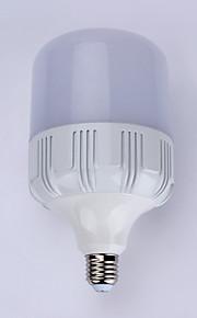 20W E26/E27 LED 글로브 전구 T 28 SMD 2835 1700lm lm 차가운 화이트 방수 AC 220-240 V 1개