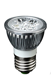 5W GU10 / E26/E27 LED-spotpærer PAR30 5 Høyeffekts-LED 400 lm Varm hvit / Kjølig hvit Dimbar / Dekorativ AC 220-240 / AC 110-130 V 10 stk.