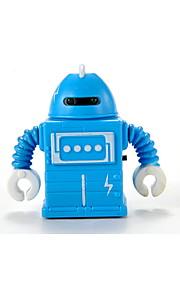 YQ YQ88191B-3 Azul Robô Controle de radio Robôs