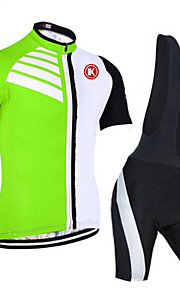 KEIYUEM®Others Short Sleeve Spring / Summer / Mountain Bike Cycling Clothing Bib Sets for Men/Women/ Breathable#33