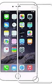 Herdet Glass 9H hardhet 2,5 D bøyd kant Skjermbeskyttelse Motstår Risser Anti-fingeravtrykkScreen Protector ForApple iPhone 6s/6