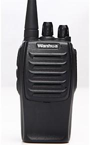 Wanhua WH36 5W Two-Way Ham Radio, UHF 400-470 MHz Portable Handheld FM Transceiver