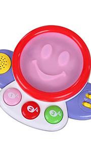 røde barn hånd trommer for børn alle musikinstrumenter legetøj