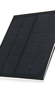 3W 6V Output Polycrystalline Silicon Solar Panel for DIY