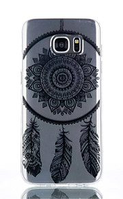caso campanula modello TPU materiale di telefono per Galaxy S4 / s4mini / S6 / S6 bordo / bordo S6 plus / S7 / bordo s7