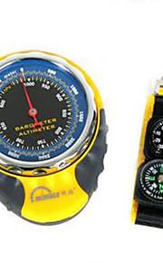 multifunktionella höjdmätare / barometer / termometer / kompass / höjdmätare (bkt381)