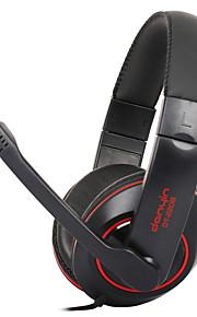 Somic DT-2208 해드폰 (헤드밴드)For미디어 플레이어/태블릿 / 모바일폰 / 컴퓨터With마이크 포함 / DJ / 볼륨 조절 / 소음제거