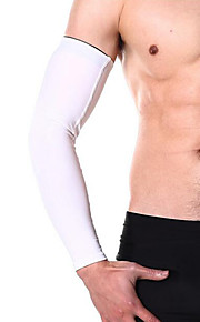 Elbow Strap Sports Support Adjustable / Breathable Fitness White