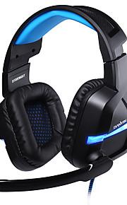 DANYIN DT2206GXT 해드폰 (헤드밴드)For미디어 플레이어/태블릿 / 모바일폰 / 컴퓨터With마이크 포함 / DJ / 볼륨 조절 / 게임 / 소음제거 / Hi-Fi