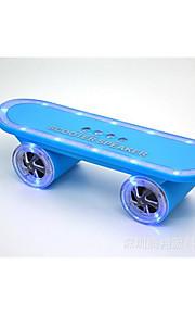 luci esterne altoparlante forniture automobilistiche creativo scooter cintura bluetooth senza fili stereo di carta