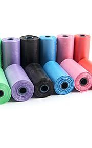 Cachorro Limpeza Toalhas Animais de Estimação Artigos para Banho & Tosa Portátil Preto / Azul / Rosa / Amarelo Plástico