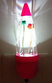 (Väri random) tornivalossa putki johtanut energiaa säästäviä yövalo