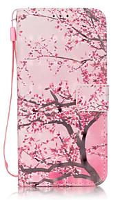 Tuta portafoglio / A portafoglio Other Similpelle Difficile 3D Painted Patterns Copertura di caso per Samsung GalaxyS7 edge / S7 / S6