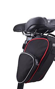 Roswheel® Folding Bike Saddle Bag Mountain Road Bicycle Tail Bag Saddle Bag Pouch Cycling Seat Bag Black