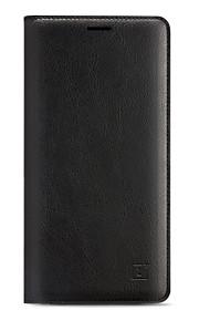 Cuerpo Completo Color Sólido Cuero Auténtico Duro Card Cubierta del caso para Other Uno más 3