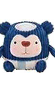 blå apa pat lampa nattbatteri spädbarn sömn nattljus