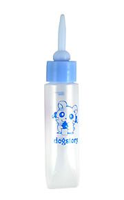 אחסון ועבודה ארון קערות ובקבוקי מים פלסטיק נייד כחול / ורוד