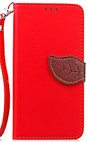 Cuerpo Completo Other Color Sólido Cuero Sintético Duro Cubierta del caso para Nokia Nokia Lumia 950 / Nokia Lumia 532