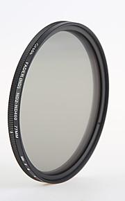 orsda® nd2-400 77mm justerbar belagt (16 lag) fmc filter